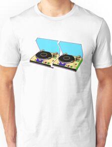 retro music Unisex T-Shirt