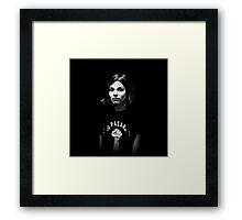 No Paseran Framed Print