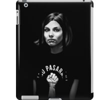 No Paseran iPad Case/Skin