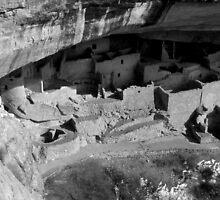 Cliff Castle by Bill Serniuk