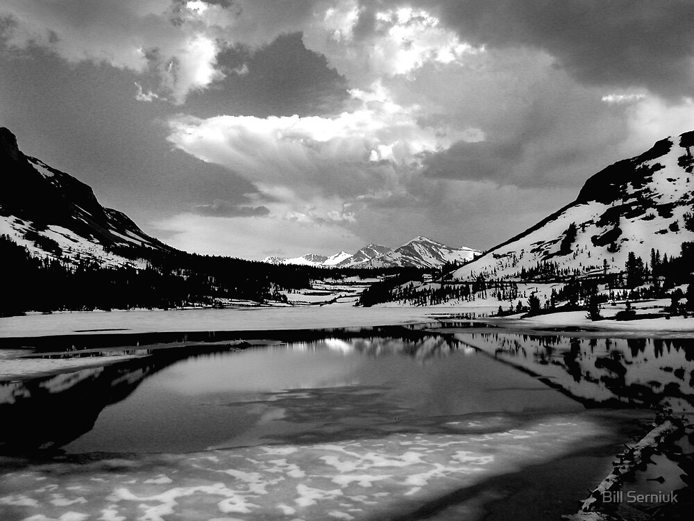 Tioga Lake by Bill Serniuk