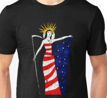 America T-Shirt by Allie Hartley  Unisex T-Shirt