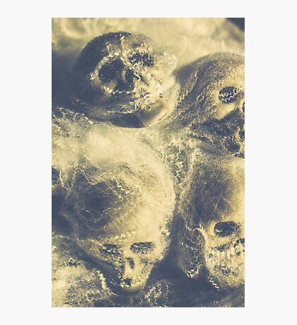 The spiders torture chamber Photographic Print