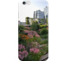 High Line Park - New York City iPhone Case/Skin