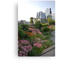 High Line Park - New York City Canvas Print