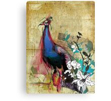 king peacock Metal Print