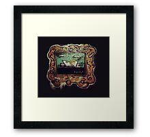 Lister's Sydney Framed Print