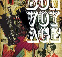bonvoyage by Narelle Craven