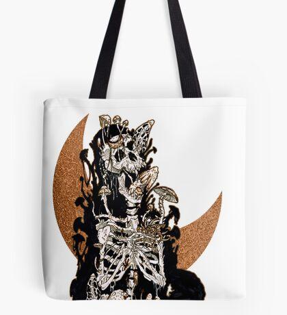 Darkest Decay Tote Bag