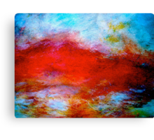 """Abstract...The """"Typhon"""" Canvas Print"""