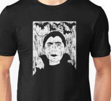 Dracula T-Shirt by Allie Hartley  Unisex T-Shirt