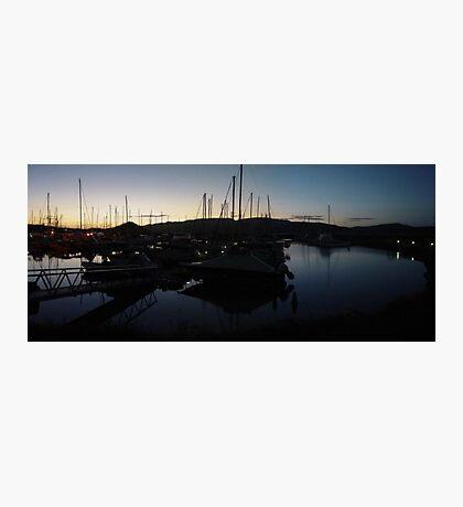 Sunset on Townsville Photographic Print