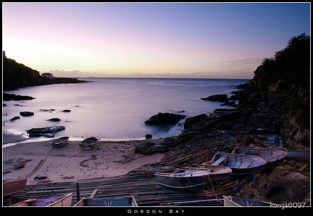 Gordons Bay by kong18097