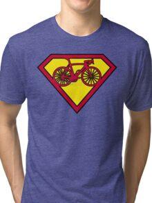 SuperBike Logo Tri-blend T-Shirt