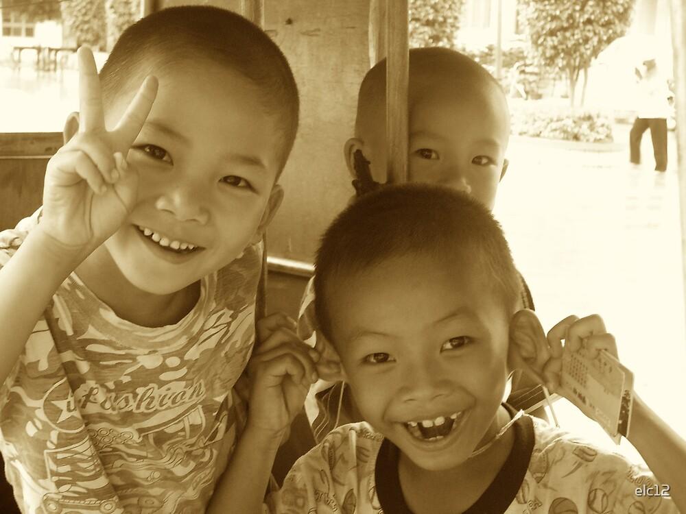 3 boys by elc12