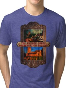 The Kinks - Village Green Preservation Society Tri-blend T-Shirt