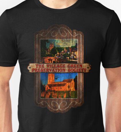 The Kinks - Village Green Preservation Society Unisex T-Shirt