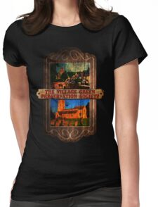The Kinks - Village Green Preservation Society Womens Fitted T-Shirt