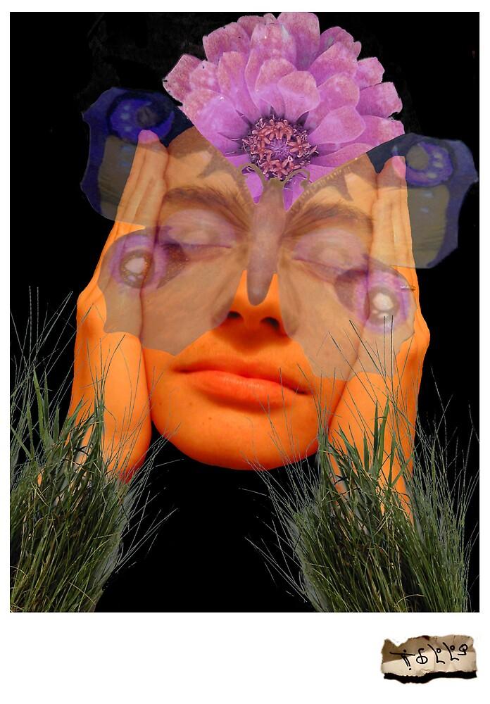Mask Series - 5 by strangel