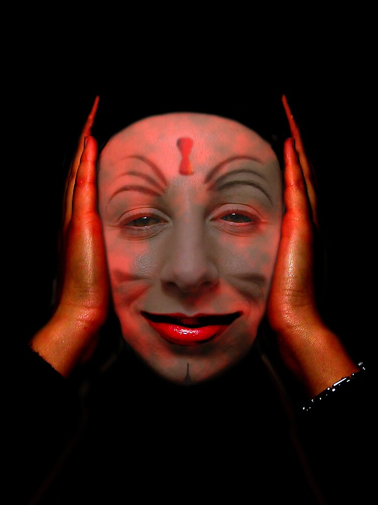 Mask Series - 6 by strangel