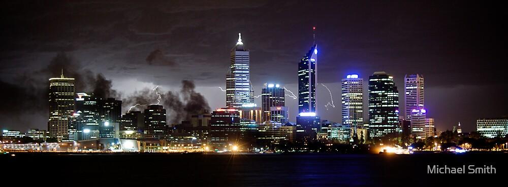 The Big Smoke, Australia Day Fireworks, 2007. by hzopak