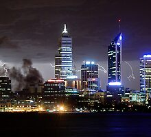 The Big Smoke, Australia Day Fireworks, 2007. by hzopak