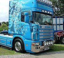 shrek truck..... by tsums