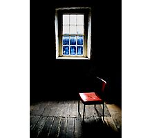 Mill Chair Photographic Print