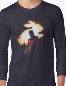 The Black Knight Rises Long Sleeve T-Shirt