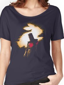 The Black Knight Rises Women's Relaxed Fit T-Shirt
