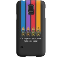 The Legend of TMNT - Brothers Samsung Galaxy Case/Skin
