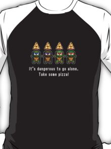 The Legend of TMNT - Brothers T-Shirt