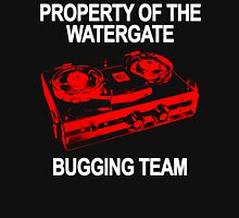 Watergate Bugging Team Unisex T-Shirt