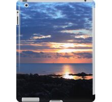 St John's Point Sunrise iPad Case/Skin