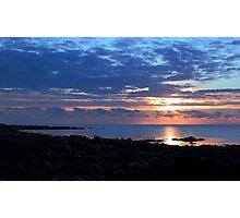 St John's Point Sunrise Photographic Print