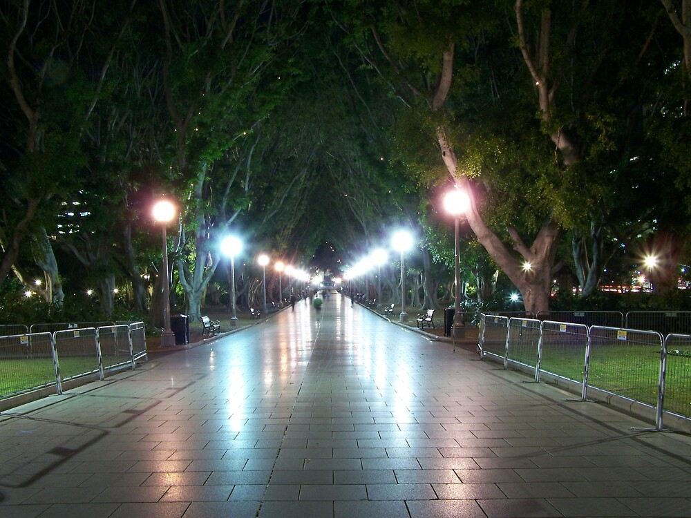 Hyde Park by aperture