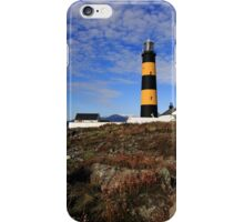St John's Point, Lighthouse iPhone Case/Skin