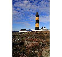 St John's Point, Lighthouse Photographic Print