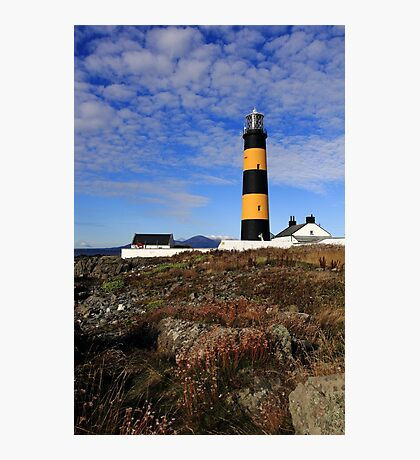 St John's Point, Lighthouse Photographic Print