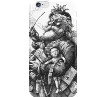 Wishing You A Very Merry Christmas iPhone Case/Skin