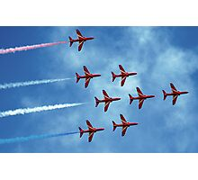 Formation Photographic Print