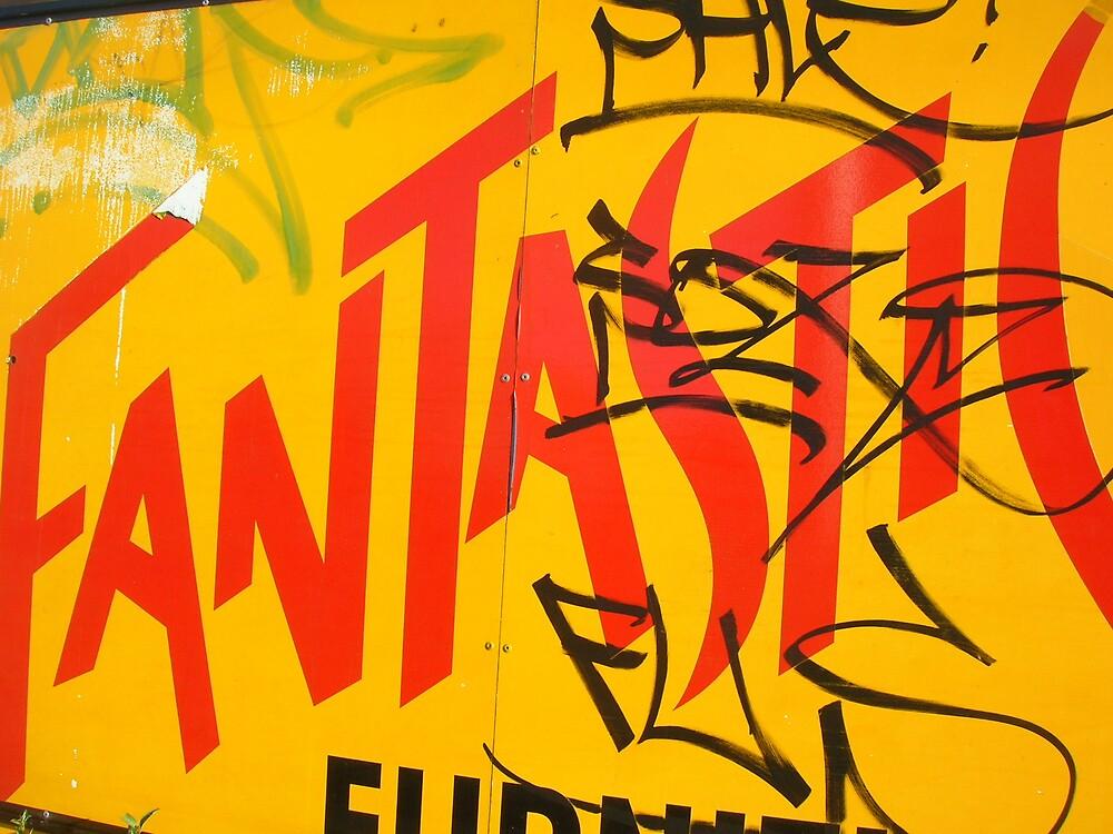 Fantastic by sandragne