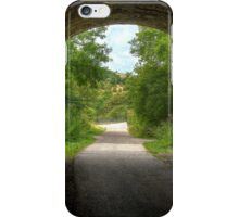 """Old Railway Tunnel, Monsal Dale"" iPhone Case/Skin"