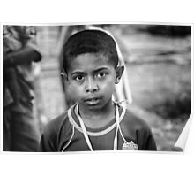 Faces of Timor #6 Poster