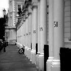 London Street by Matthew Bonnington