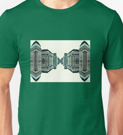 Vanishing Point of View Unisex T-Shirt