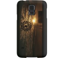 Free State Sunset At The Mill... South Africa Samsung Galaxy Case/Skin
