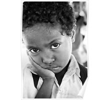 Faces of Timor #4 Poster