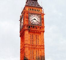 Big Ben by Paige
