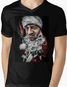 HO HO HO  Mens V-Neck T-Shirt